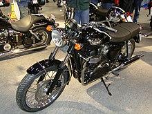 Triumph Bonneville Wikipedia
