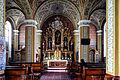 Trnava chapelle latérale église jésuite de la Sainte Trinité.jpg