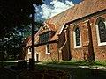 Trutnowy, kostel, jižní strana.JPG