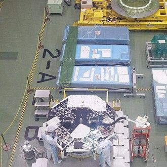 Ground segment - Image: Tsukuba