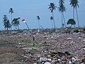 Tsunami 2004 aftermath. Aceh, Indonesia, 2005. Photo- AusAID (10730577284).jpg