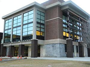 Tucker High School - Tucker High School - new building, 2013