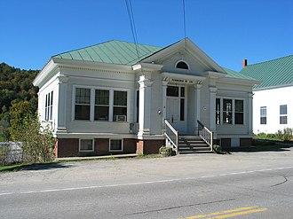 Tunbridge, Vermont - Town Office
