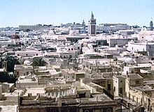 tunis tunis tunesien