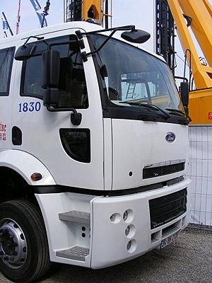 Ford Cargo - Ford Cargo 1830 (Turkey)