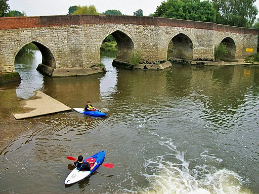 Twyford Bridge 1