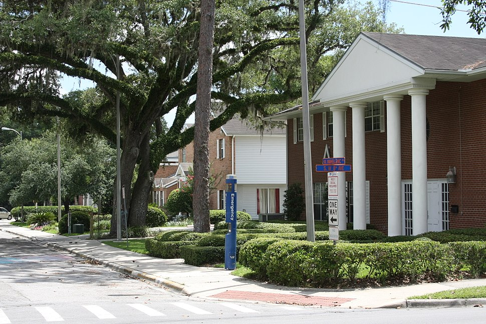 UF GreekBuildings