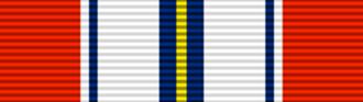 National Intelligence Cross - Image: USA National Intelligence Cross ribbon bar