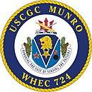 USCGC Munro crest.jpg