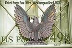 USPO Westhampton Beach 11978 doorway eagle 49¢.jpg