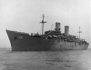 USS General General George M. Randall (AP-115)