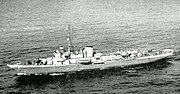 USS Mayflower World War II