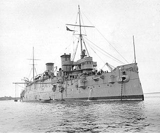 USS <i>Minneapolis</i> (C-13) United States Navy Columbia-class protected cruiser