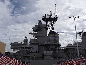 USS Missouri (BB-63), Pearl Harbour, Oahu, Hawaii, USA1.jpg
