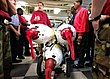 Под красными колпачками продукция компании Hamilton взрыватели MK 339