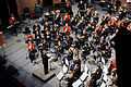 US Navy 110626-N-AE328-098 U.S. Navy Band Northwest performs at the 20th annual International Military Band Concert at the Bremerton Performing Art.jpg