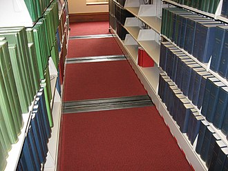 Volume (bibliography) - Journal issues bound into volumes in a library