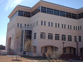 University of Texas at San Antonio College of Sciences - UTSA's Biotechnology, Sciences, and Engineering Building