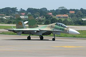 Uganda People's Defence Force - Su-30MK2