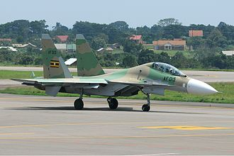 Uganda People's Defence Force - Su-30MK2