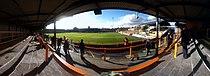 Underhill Stadium, Barnet, Oxford United vs Barnet, 2012, FA Cup Round 1.jpg