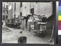 Unemployed and huts, West Houston - Mercer St., Manhattan (NYPL b13668355-482854).tiff
