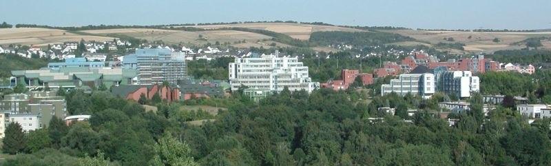 Uni Trier Campus 1