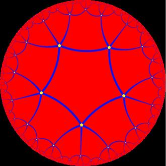 Order-4 pentagonal tiling - Image: Uniform tiling 55 t 0