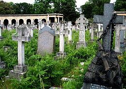 United Kingdom - England - London - Brompton Cemetery.jpg