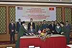 United States and Vietnam Sign Memorandum of Intent to Begin Dioxin Remediation at Bien Hoa (24981791467).jpg