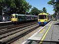 Units 378142 and 455821 at Sydenham.JPG