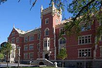 University of South Australia, School of Mines, North Terrace, Adelaide, South Australia.jpg