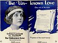 Unknown Love (1919) - Ad 3.jpg
