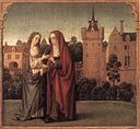 Unknown painter - Triptych with Scenes from the Life of Christ (detail) - WGA23606.jpg