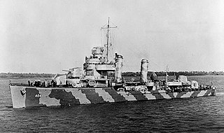 USS <i>Hobson</i> (DD-464)