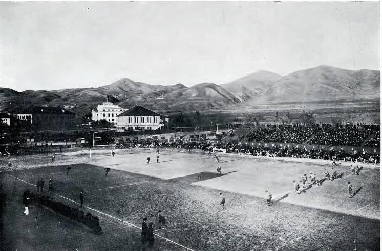 Utah vs. Colorado 1916