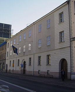 Västra Götalands distriktadministrations lokaler i Göteborg
