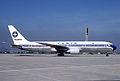 VARIG Boeing 767-341ER; PP-VOI, February 1998 DVE (5288583454).jpg