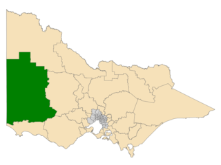 Electoral district of Lowan state electoral district of Victoria, Australia