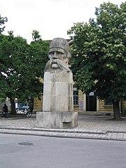 Spomenik Vuku Karaџiћu Vikipediјa