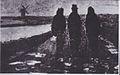 Van Gogh - Drei Figuren am Kanal mit Mühle.jpeg