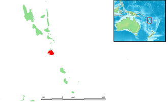 Efate - Image: Vanuatu Efate
