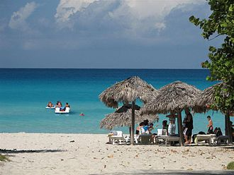 Varadero - Varadero Beach gets 1 million foreign visitors per year.
