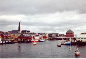 "Pomor trade - Vardø became the ""pomor capital"" of Norway."