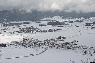 Vassieux-en-Vercors Commune in Auvergne-Rhône-Alpes, France