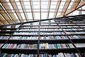 Veel boeken in de boekenberg Spijkenisse.jpg