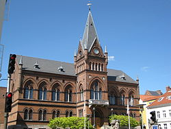 Vejle Old City Hall (1878)