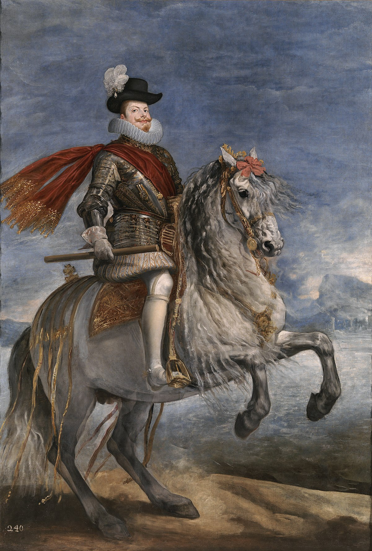 Felipe iii a caballo wikipedia la enciclopedia libre for Lamucca calle del prado 16 madrid