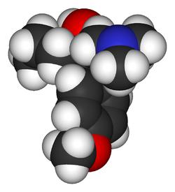 Serotonin-norepinephrine reuptake inhibitor, Venlafaxine