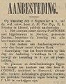 Venloosch Weekblad vol 027 no 035 Aanbesteding pastorie en fundering kerk Neerkant.jpg